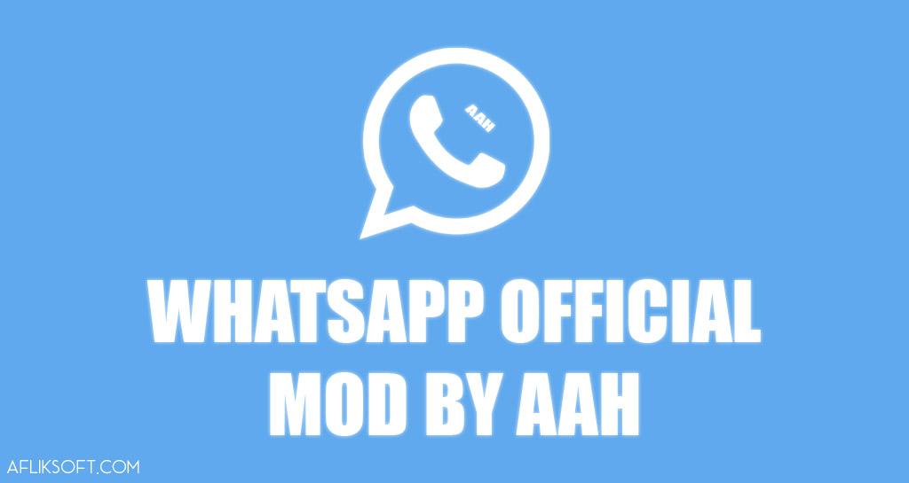 WhatsApp Official Mod