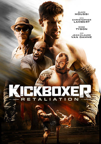 Kickboxer-Retaliation 2018 BluRay 720p 950MB | 480p 300MB Poster