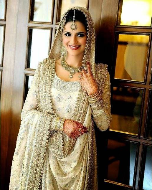 Bridal Dresses For Nikah And