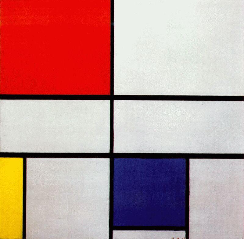 b26ff670ee Above is Piet Mondrains Composition C created in 1920, it embodies the De  Stijl ideology. The ideology being universal harmony in art and all human  craft by ...
