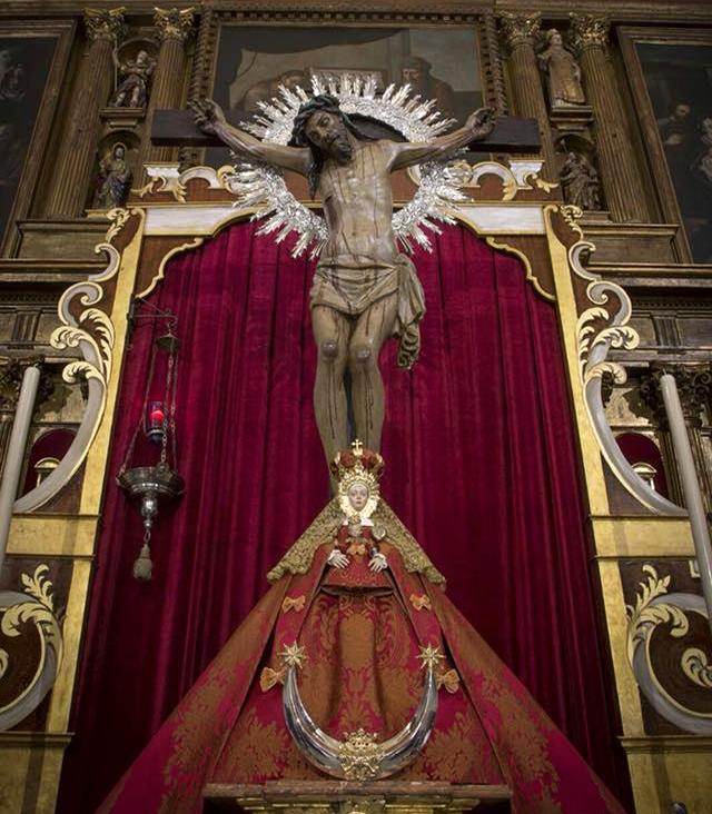 Conservación Restauración Imaginería El Cristo De Los Barqueros Y La Virgen De La Caridad