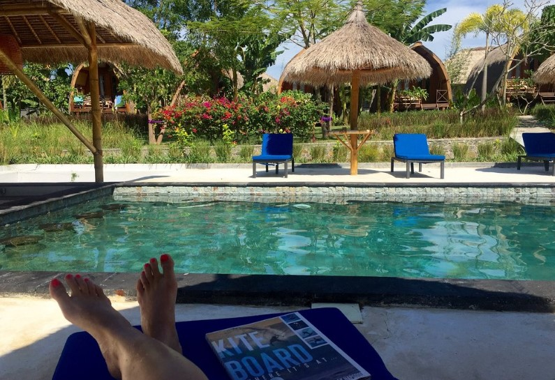 Gambar Hotel Ekas Breaks Di Lombok Dengan Fasilitas Kolam Renang