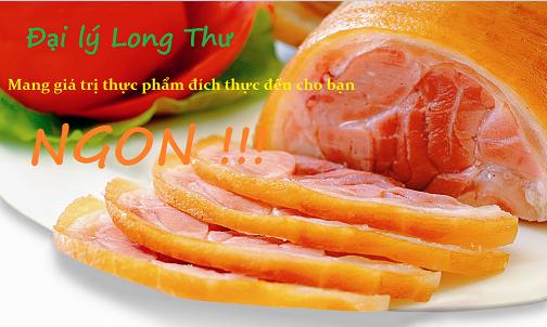 Đại lý phân phối xúc xích Đức Việt