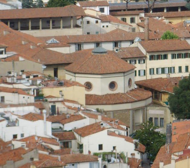 Todo arte arquitectura italiana del quattrocento filippo brunelleschi - La tavola rotonda santa maria degli angeli ...