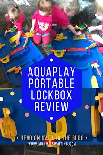 Aquaplay Portable Lockbox review