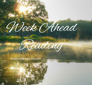 Week Ahead Tarot Reading