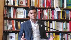 Foto del economista francés