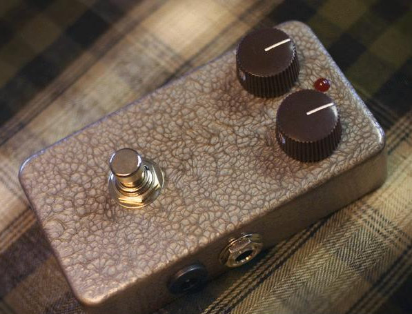 hamertone guitar pedal