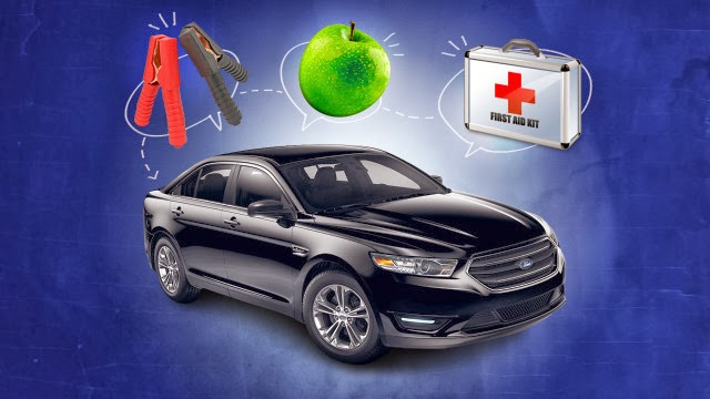 15 Must-Haves for your Vehicle Emergency Kit