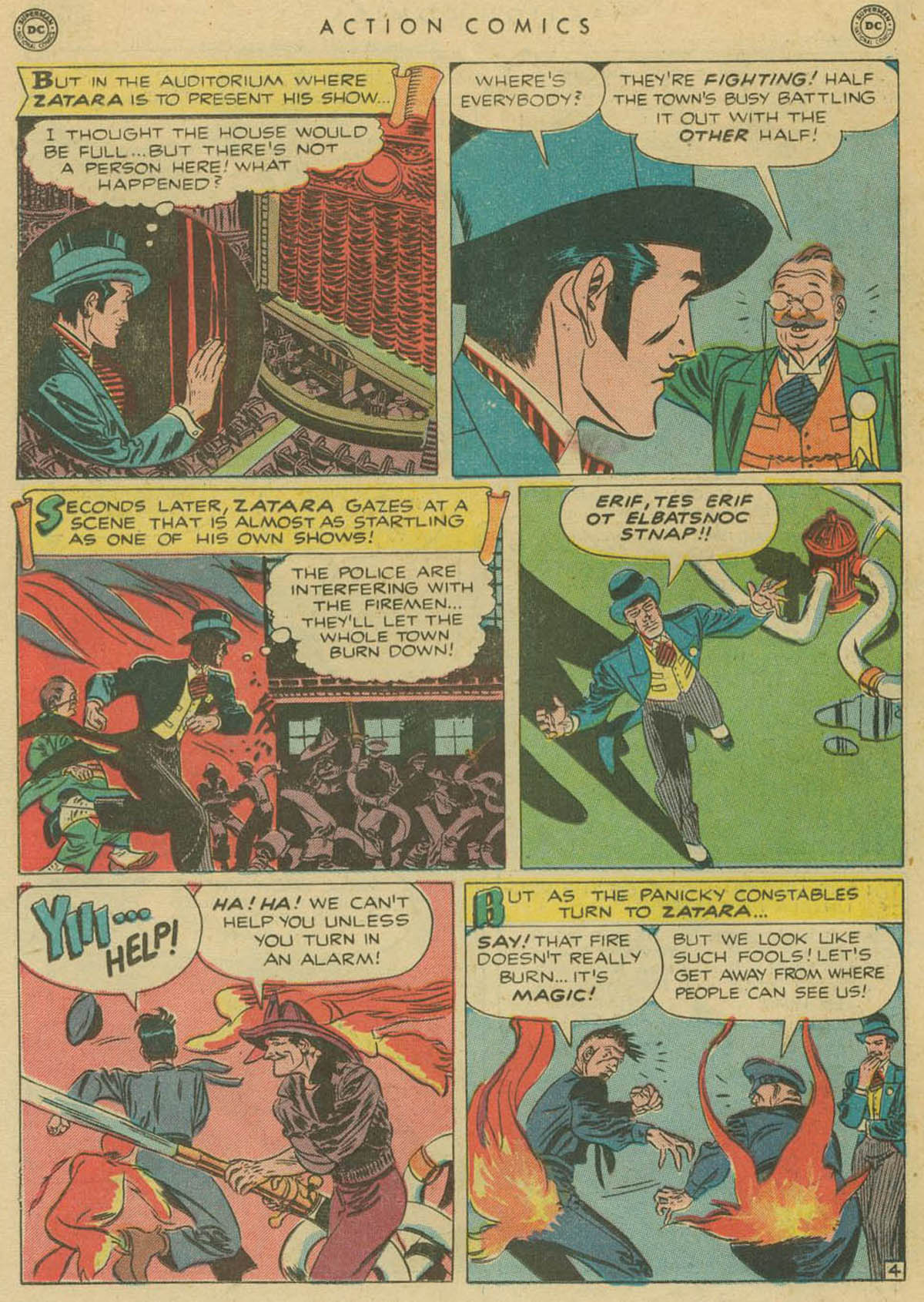Read online Action Comics (1938) comic -  Issue #141 - 35