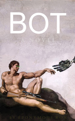 BOT: Syfy police procedural, by true crime writer and journalist Eponymous Roxm