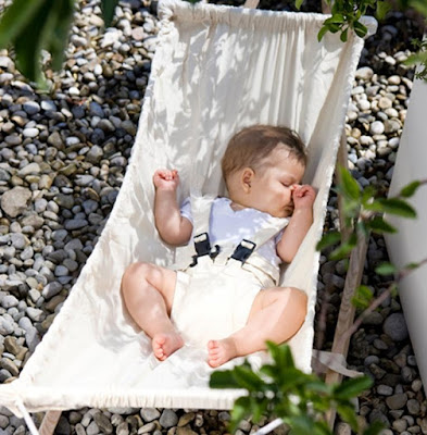 Baby Hammock and Stand