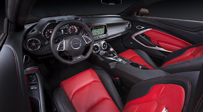 Interior Chevrolet Camaro