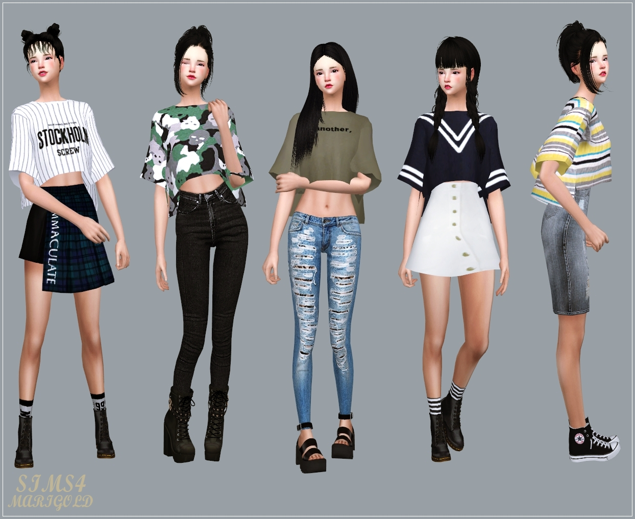 Sims 4 Cc T Shirts - Catalyst PSM