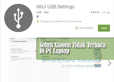 cara mengatasi hp xiaomi yang tidak terbaca di PC Solusi Hp Xiaomi Tidak Terbaca Di PC Laptop