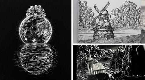 00-Hannes-Hesselbarth-Ink-Drawings-www-designstack-co