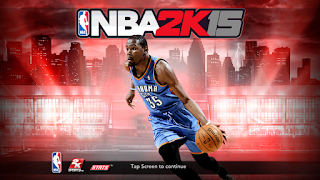 NBA2k15 Modded