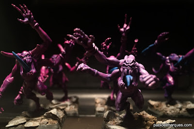 Horrores Rosa de Tzeentch