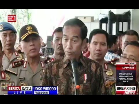 JNE Bantah Klaim Jokowi, INDEF: Presiden Hati-Hati Keluarkan Data