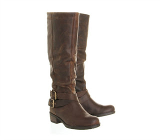 Ladies Boots Wish List | Morgan's Milieu: Buckle boots, from Office for £85 (on sale), hurry - these will go fast!