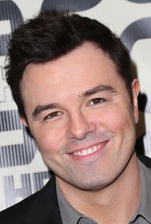 Seth MacFarlane. Director of American Dad - Season 12