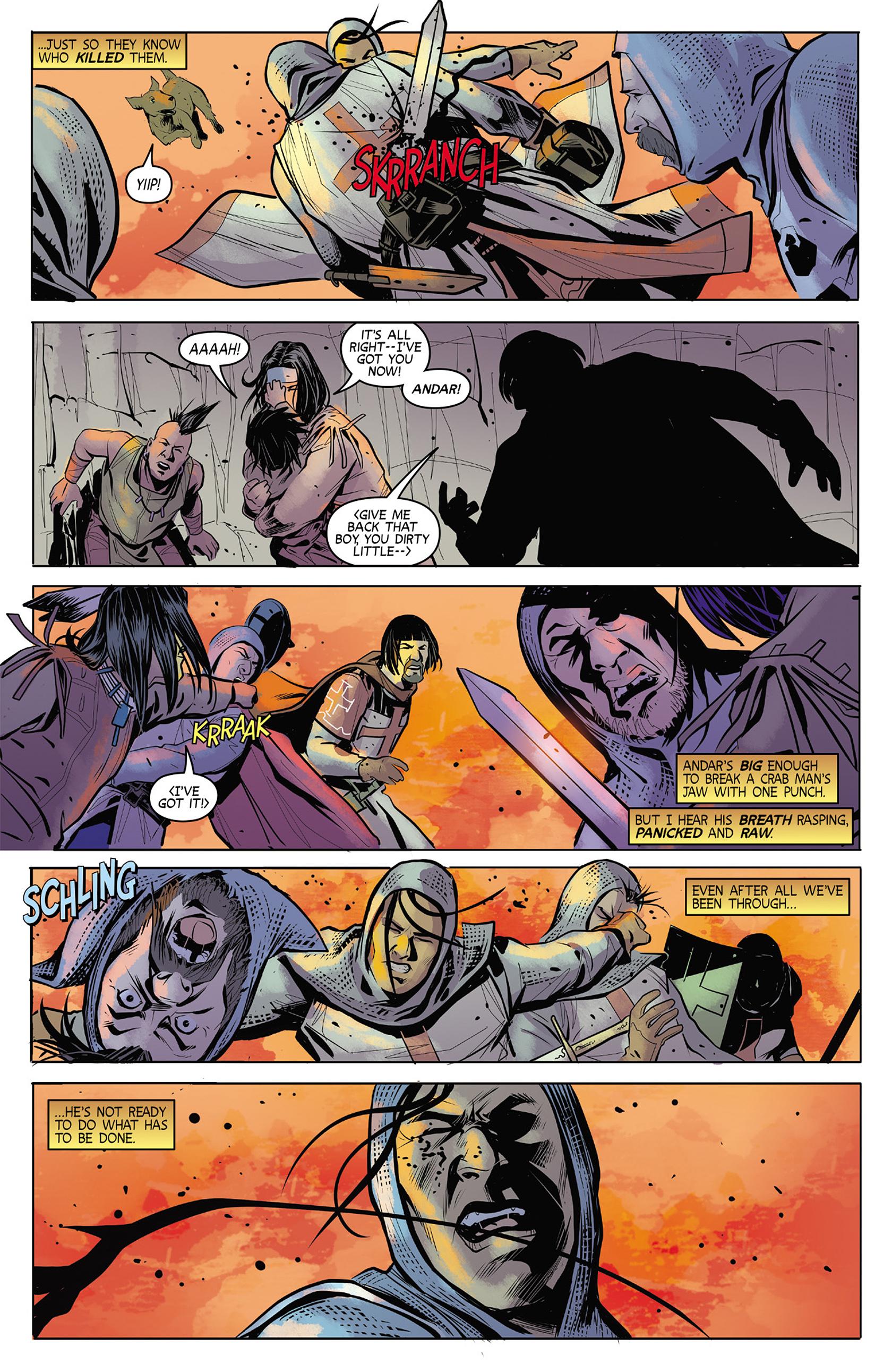 Read online Turok: Dinosaur Hunter (2014) comic -  Issue #4 - 15