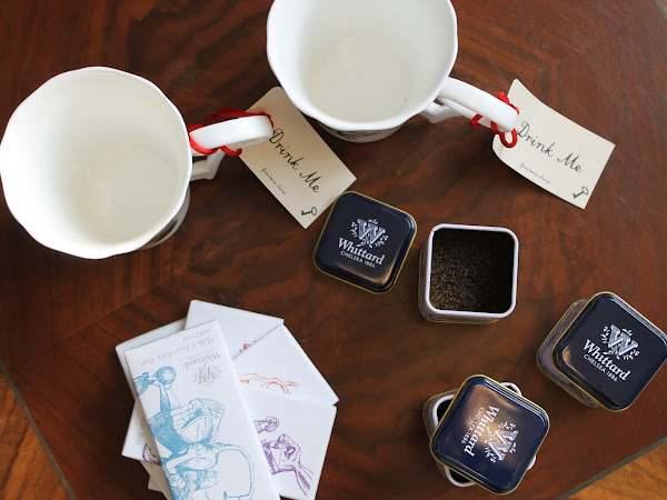 Whittard - Alice in Wonderland Tea Collection