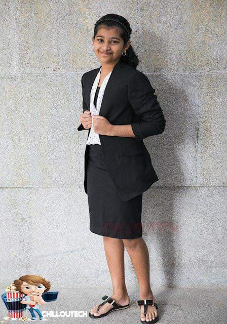Saashu Vijay daughter