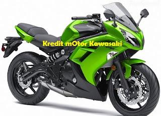 Kredit Motor Kawasaki