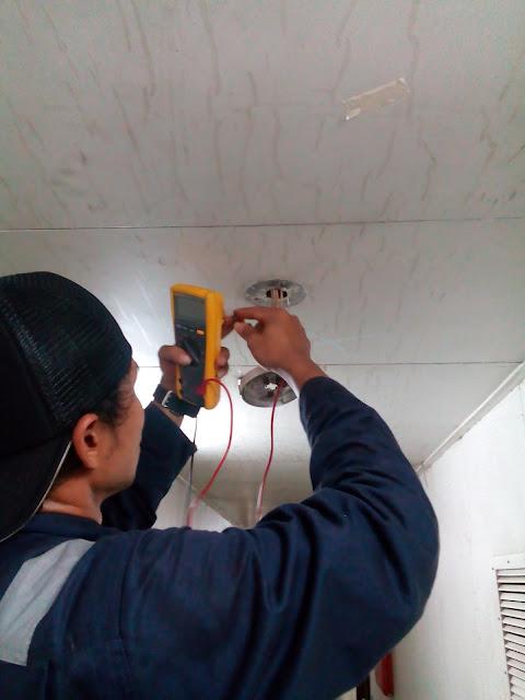 Fire Alarm Istallation Check