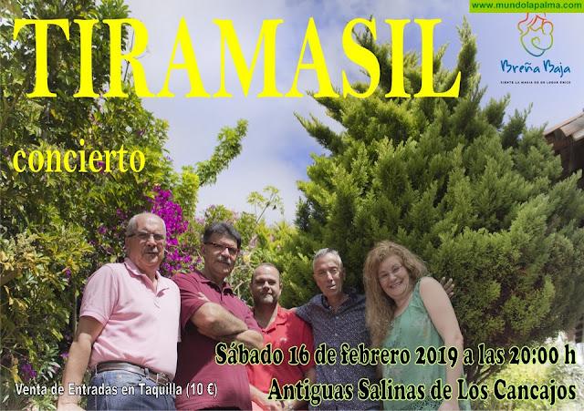 """LAS SALINAS: """"Tiramasil"""" vuelve"""