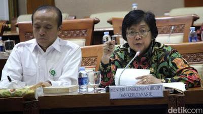 Menteri LHK dan Wamen ESDM Rapat 8 Jam Bareng DPR, Ini Hasilnya - Info Presiden Jokowi Dan Pemerintah