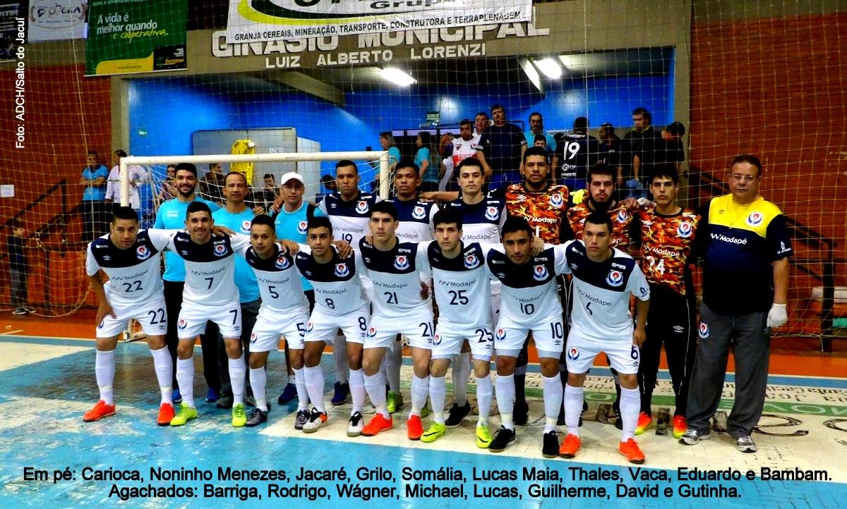 685b06e736 Essa sensação era esperada entre os ingredientes reunindo dois dos  principais candidatos ao título da Série Bronze de Futsal em 2016.