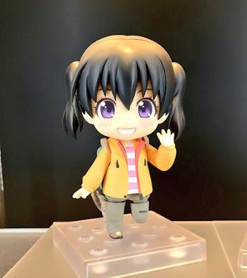 """Nendoroid Kuraue Hinata de """"Yama no Susume"""" - Pulchra"""