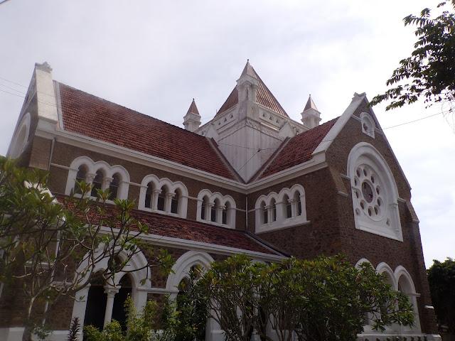 iglesia holandesa galle