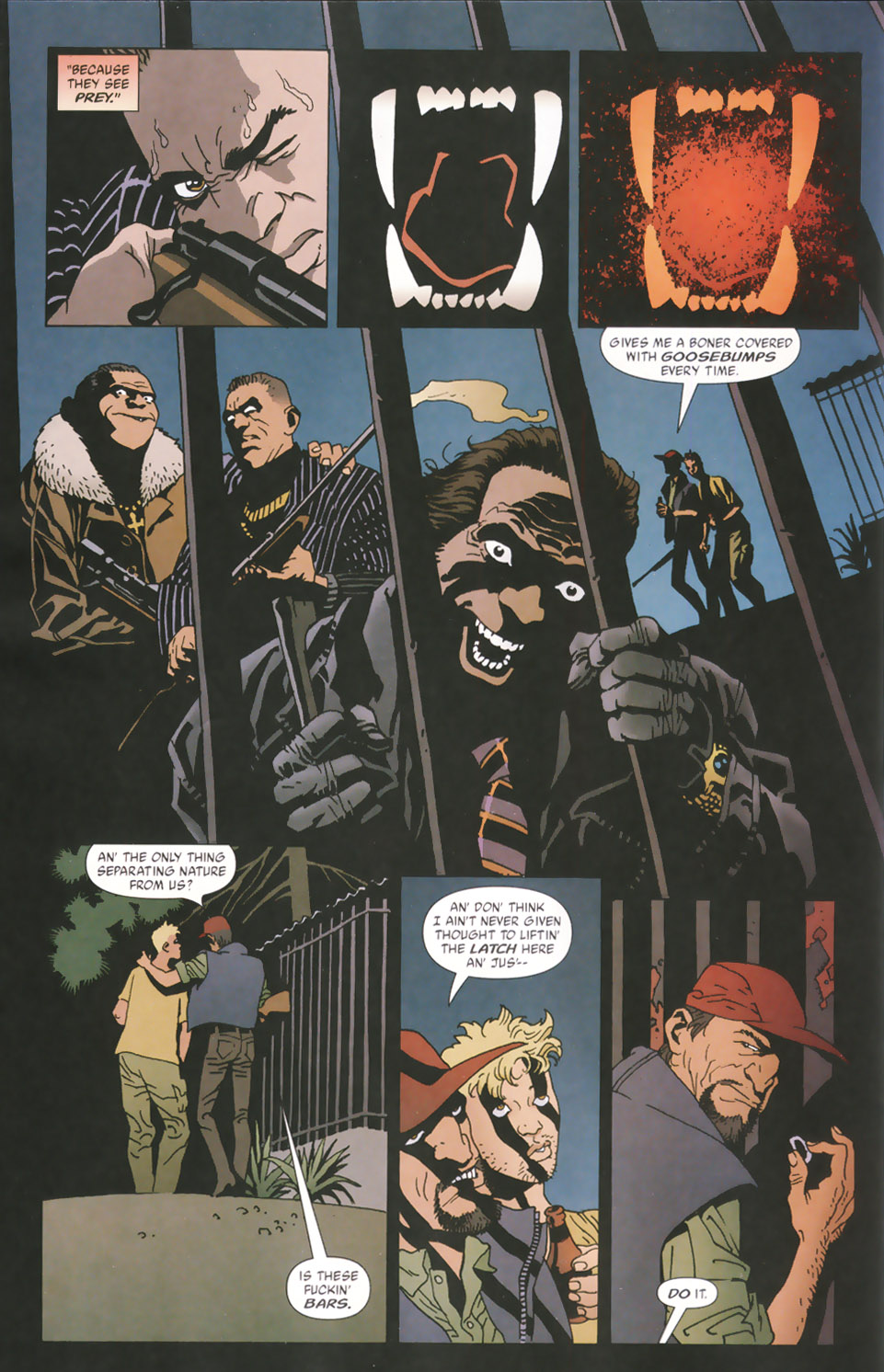 Read online 100 Bullets comic -  Issue #48 - 16