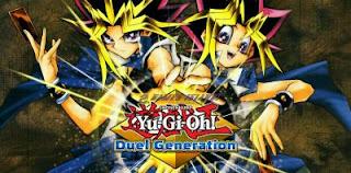 Yu-Gi-Oh! Duel Generation Mod APK Data v1.06a