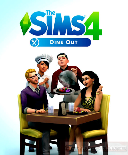 Http Gamingfreedownloads Blogspot Com 2016 08 The Sims 4 Dine Out Pc Game 2016 Review Html