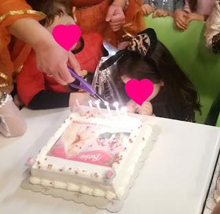 Το πάρτι του Αγίου Βαλεντίνου - γενέθλια