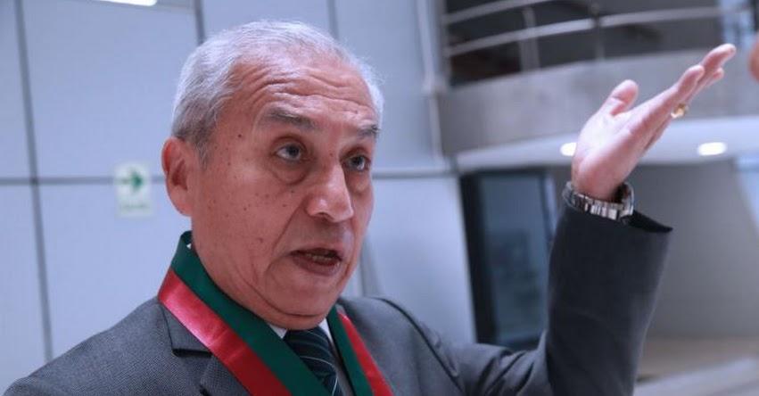 PEDIR FAVORCITOS, ES NORMAL: Futuro Fiscal de la Nación Pedro Chávarry dice que no hay nada irregular en audio con juez Hinostroza