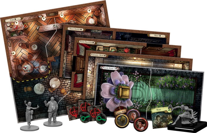 Mansions of Madness (Second Edition) Sanctum of Twilight