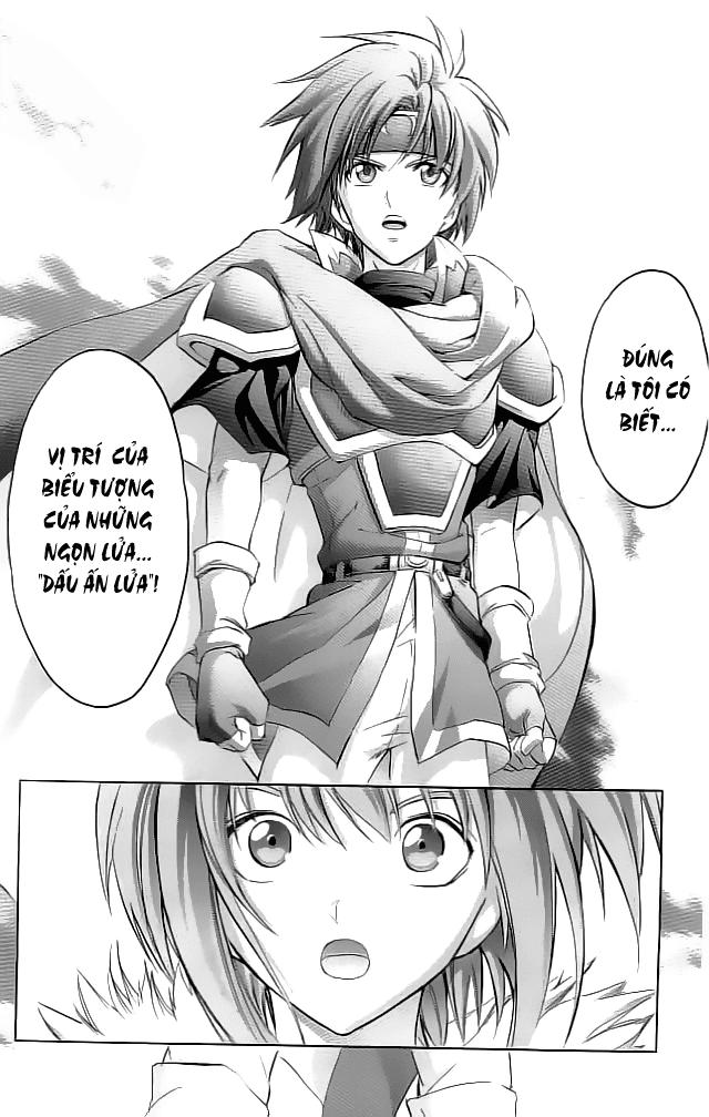 Fire Emblem - Hasha no Tsurugi chap 020 trang 10