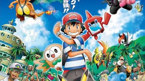 Pokémon Sol y Luna Temporada 20 Capitulos Online