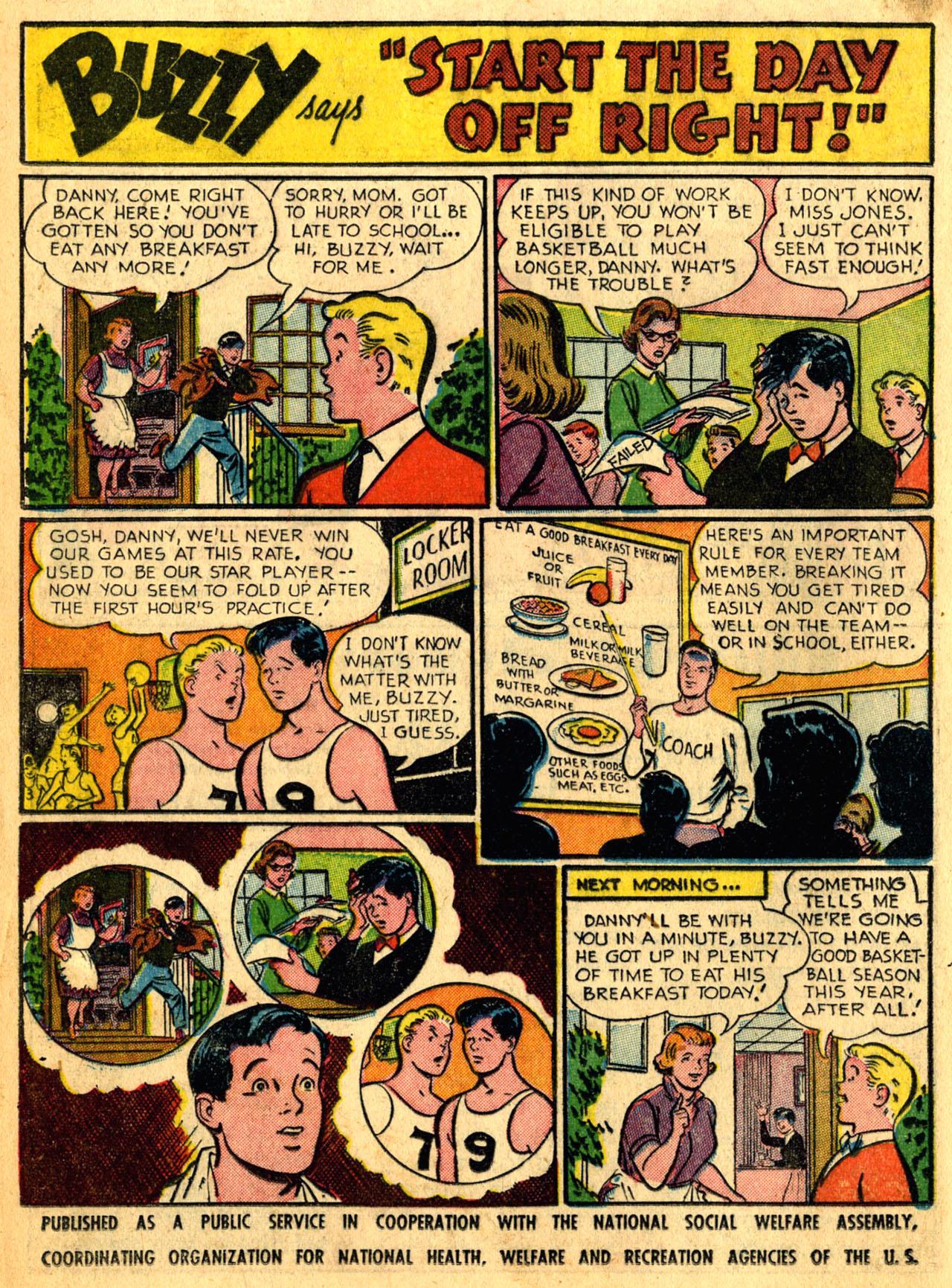 Read online Detective Comics (1937) comic -  Issue #205 - 16