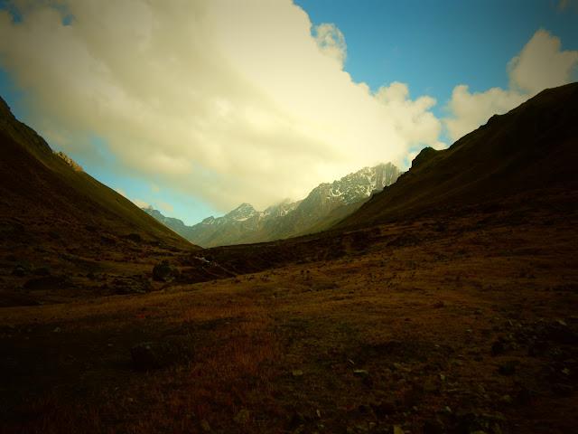Trekking ruta Quimacocha Lichicocha