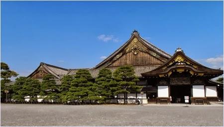 พระราชวังนิโนมารุ - ปราสาทนิโจ (Nijo Castle)