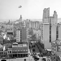 18 de Julio y Ejido en 1934