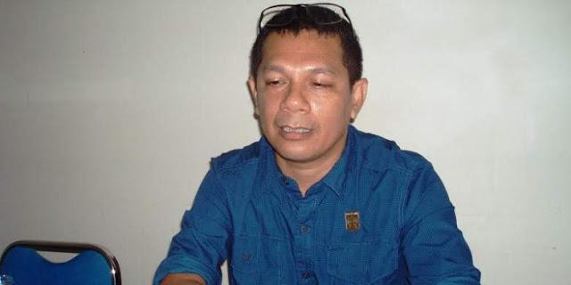 Ketua DPRD Kota Bima, Alfian Indra Wirawan