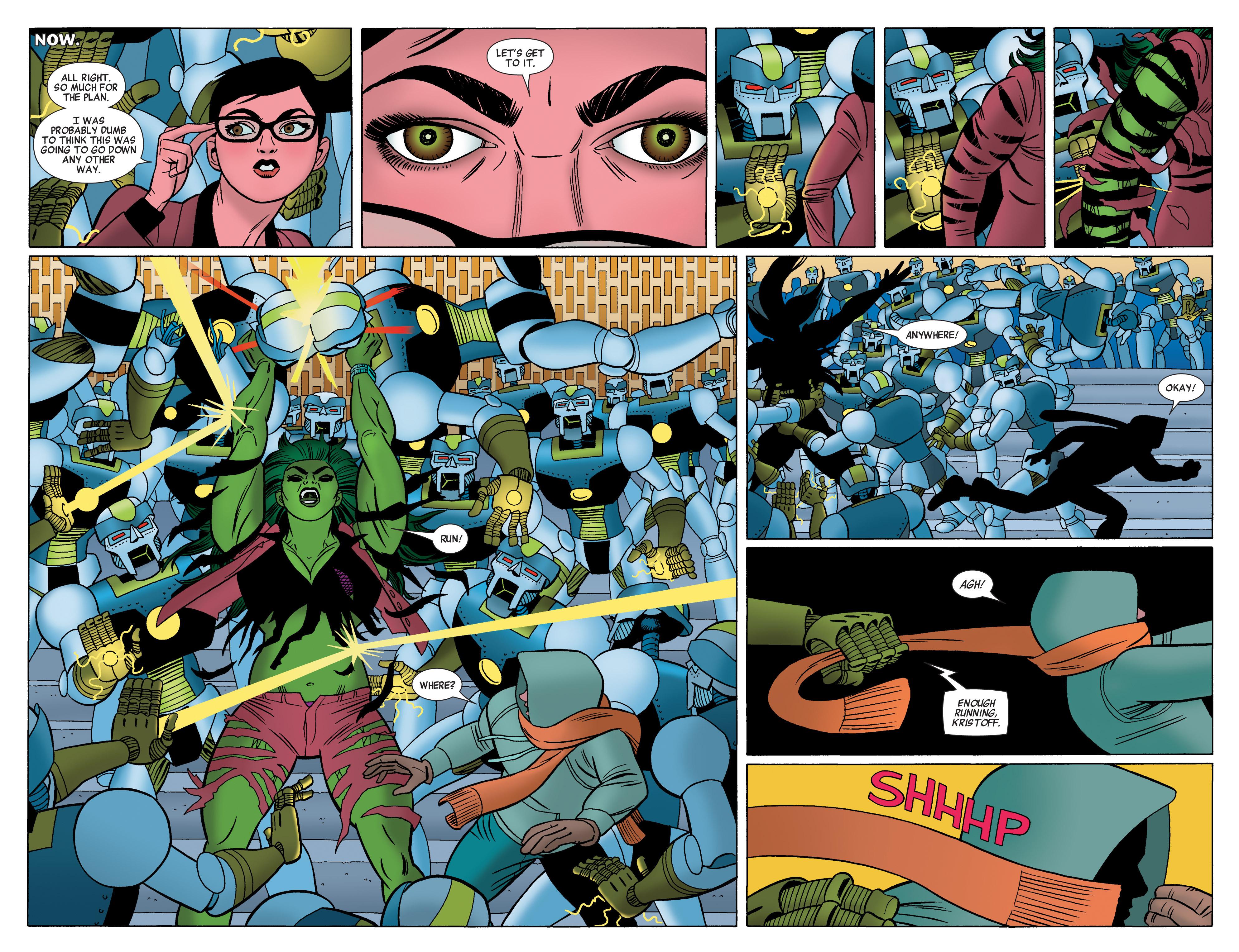 Read online She-Hulk (2014) comic -  Issue #3 - 11