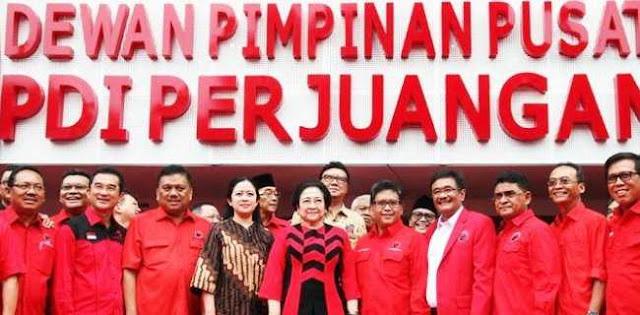 PDIP: Cuma Modal Nyanyi, Oposan Jokowi Tak Berkualitas